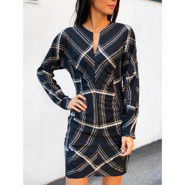 Cassio dress - Black