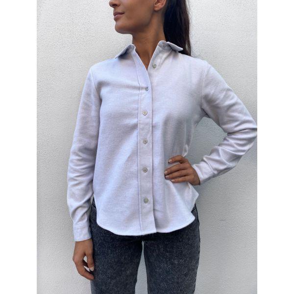 Sion Shirt - Flint Grey