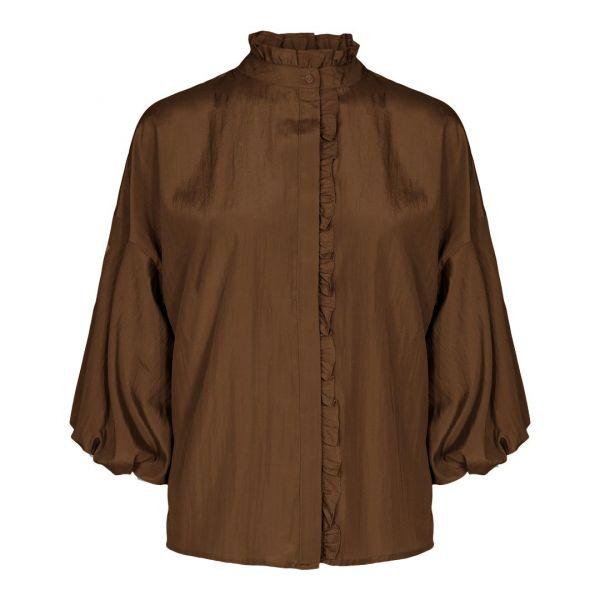 Cocouture Keeva Frill Skjorte