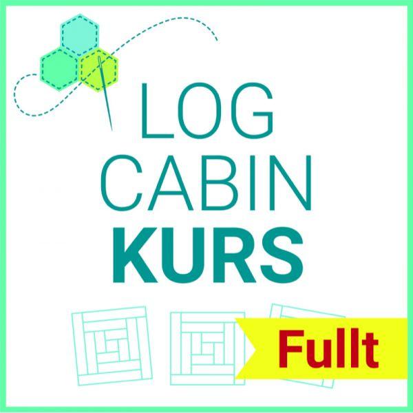 Log cabin kurs- kveld