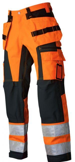 Stretchbukse varsel 236 orange