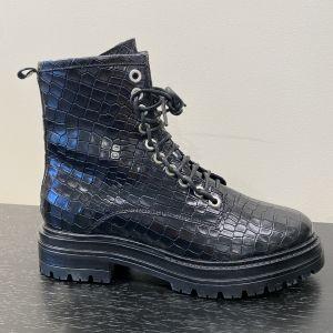 Sally Croco Boots