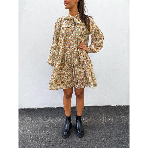 Bohemian Mini Dress - Daydream