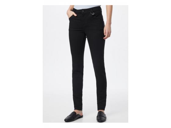 PZEMMA Jeans 50206145 Super Skinny Black