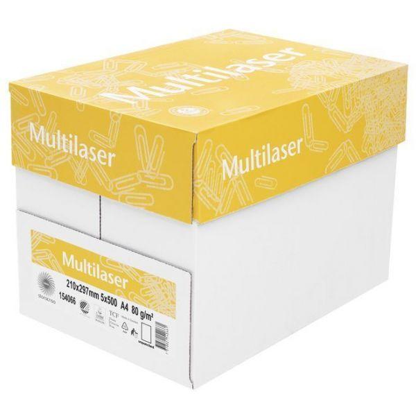 Kopipapir A4 80g Multilaser
