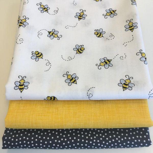 Bumble bee stoffpakke