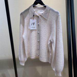 Sia-Louisa Knit Polo Cardigan