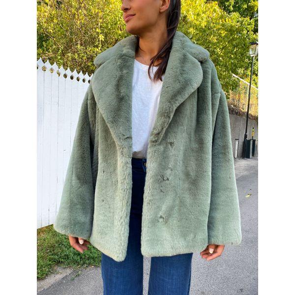 Savannah Jacket - Dusty Mint