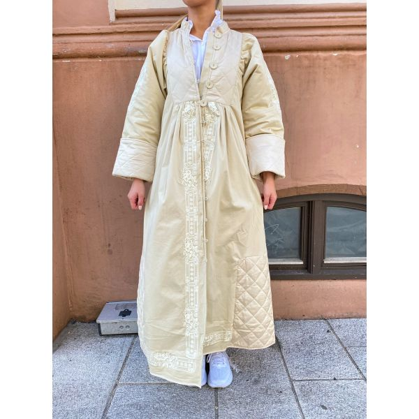 Vintage Embroidery Coat