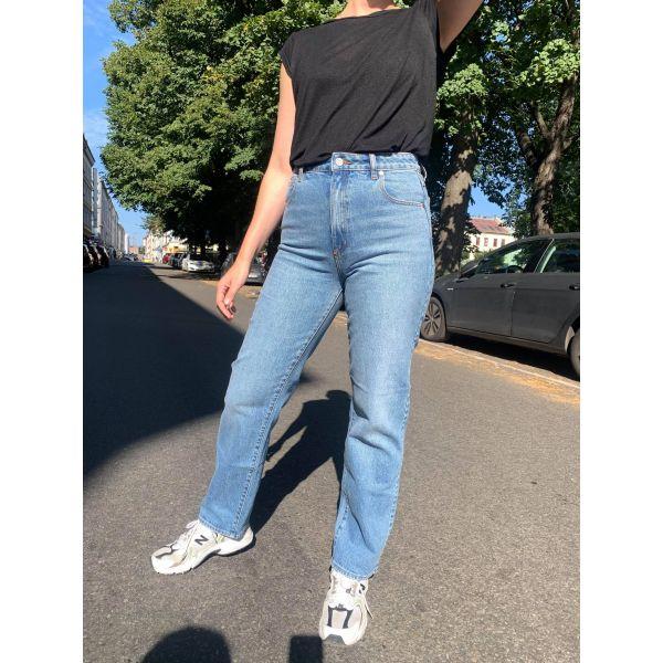 High strait Erin jeans