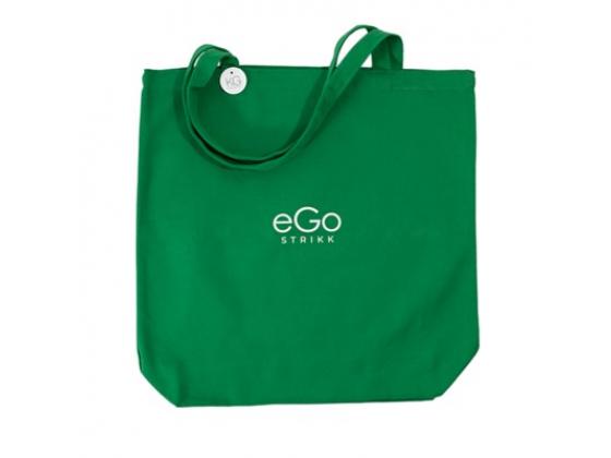 Strikkenett - Egostrikk Grønn