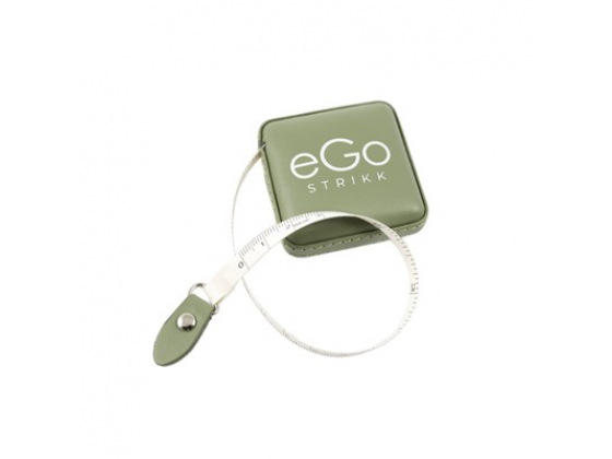 Målebånd - Egostrikk Grønn