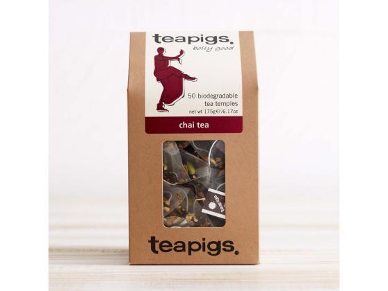 Teapigs Chai tea 50 temples