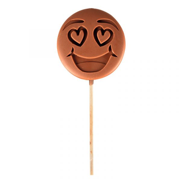 Emoji I Love you Sjokolade