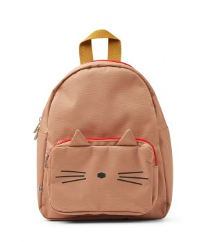 LIEWOOD - ALLAN BACKPACK CAT TUSCANY ROSE
