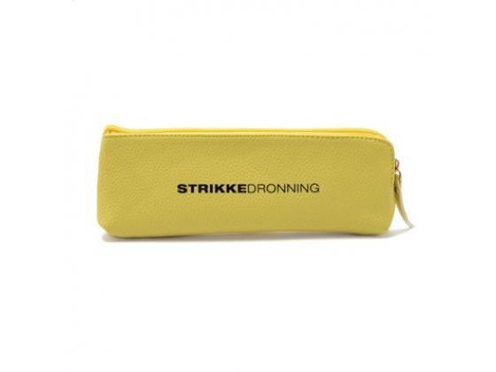 Strikkeveske S - Strikkedronning Gul