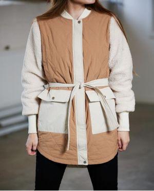 Esme Pile Jacket