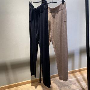 Sandra Wool Knit Pants