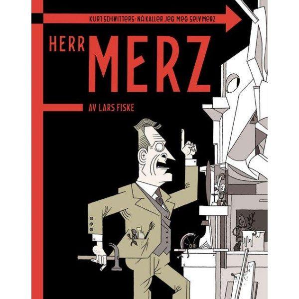 Herr Merz av Lars Fiske