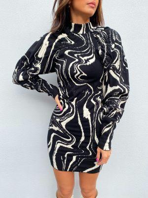 Kendra Knit Dress - Ecru Comb