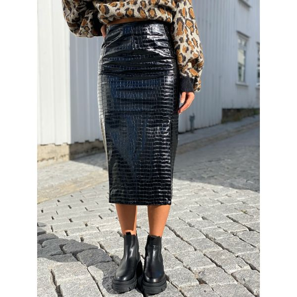 Leeds Pencil Skirt - Black