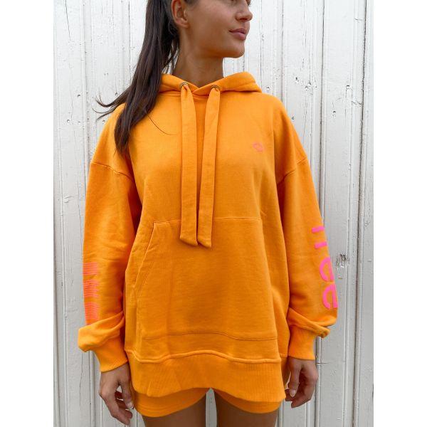 Iben Hoodie INH - Orange