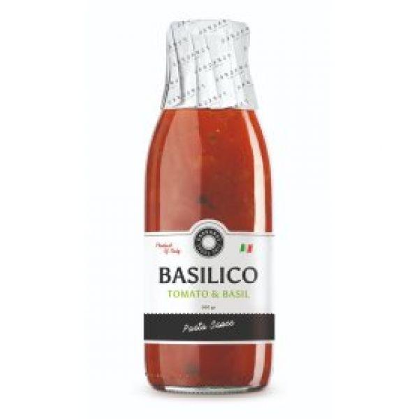 Dardanos basilico pasta saus