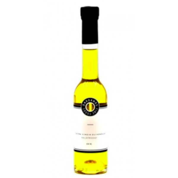Dardanos ekstra virgin olivenolje med basilikum