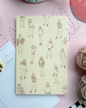 Knitting Journal - Petit Signature