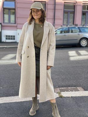 Tama Wool Coat