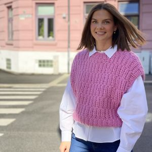 Pearl Knit Vest