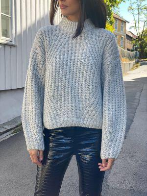 Cara Knit O-Neck - Birch