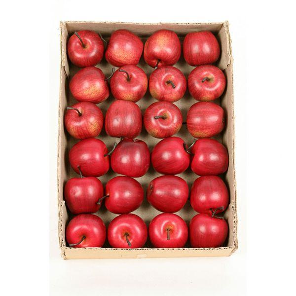 Eple rødt lite