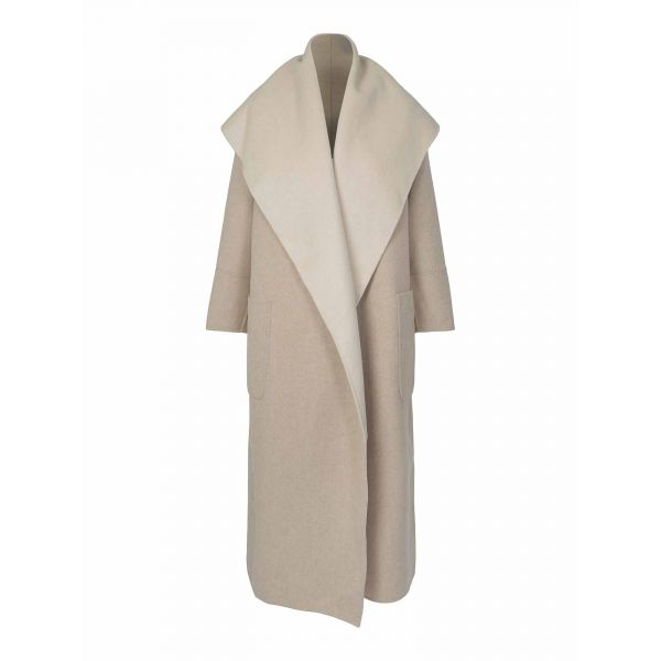 ONE&OTHER PETRA WOOL COAT