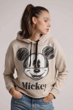 Mickey Head Hoodie