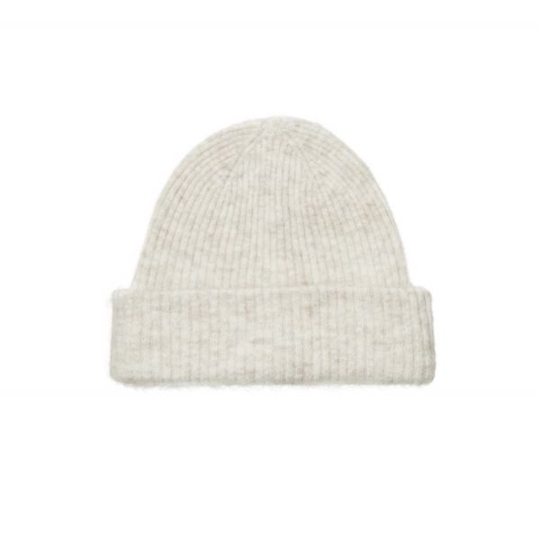 Linna - Mia Knit Beanie - Sandshell