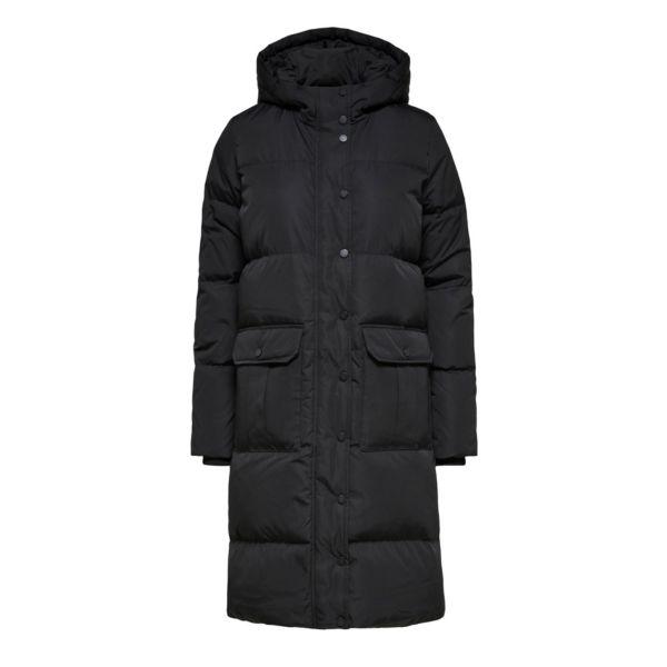 New Nima Down Coat - Black