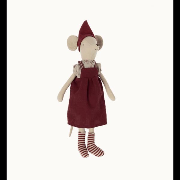 Christmas mouse, Medium - Girl