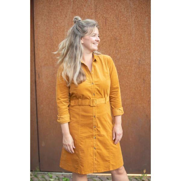 NUmaurya spice dress 700819