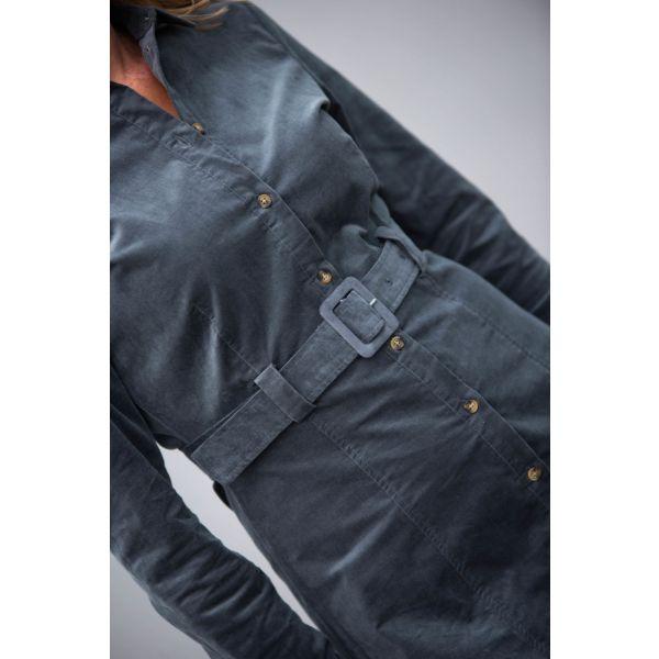 NUmaurya grey dress 700819