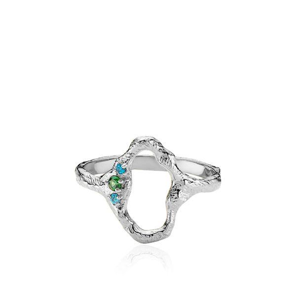 Ocean - Ring sølv