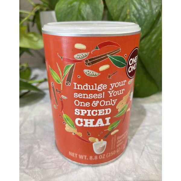 Spiced chai pulver 250 gram