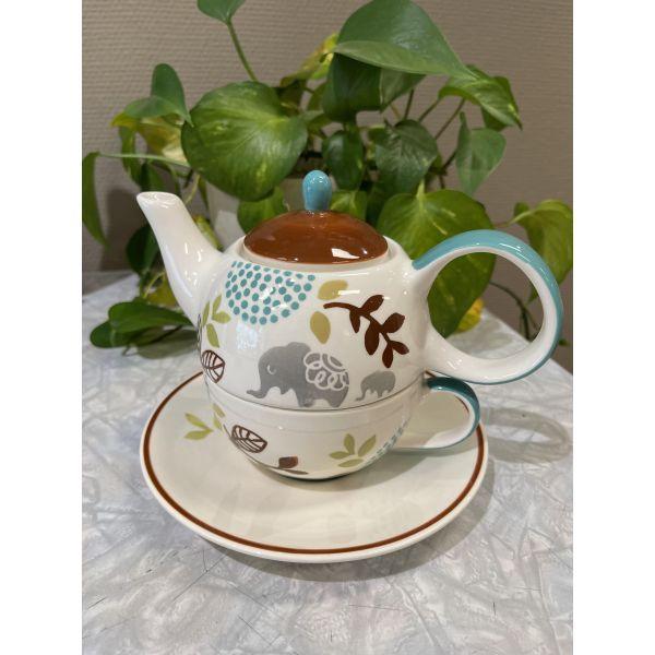 Ole Tea for one