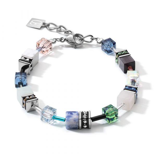 GEOCUBE Blue/Green Bracelet (Special Edition)