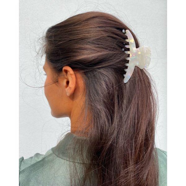 Mindy Hairclaw - Rainbow White