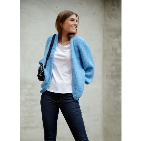 Fora cardigan Blue