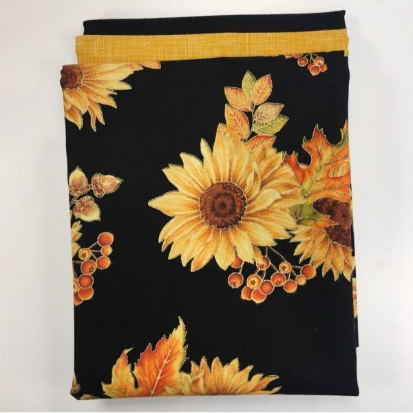 Autumn sunflower pakke