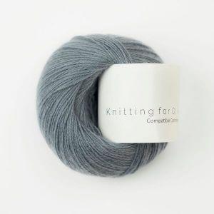 Støvet dueblå - Compatible Cashmere - Knitting for Olive