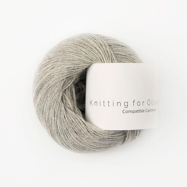 Lammegrå - Compatible Cashmere - Knitting for Olive