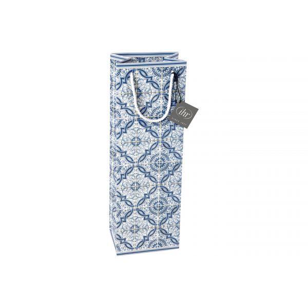 Flaskepose Lorenzo Blue